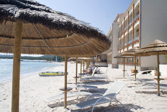 hotel pinarello porto vecchio