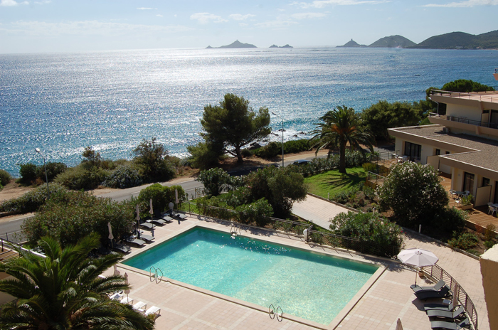 residence les calanques ajaccio