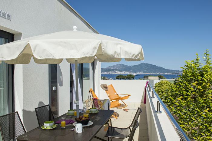 residence suite home porticcio