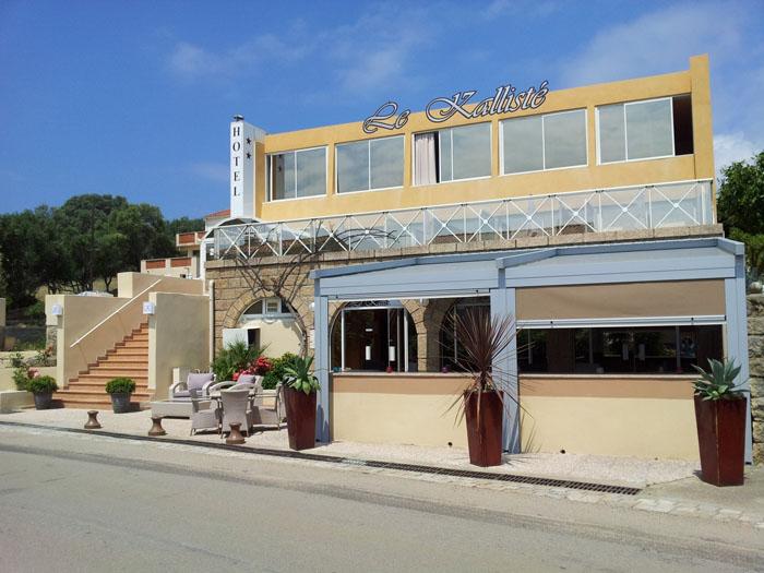 hotel kalliste porto-pollo
