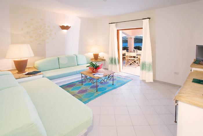 hotel 4 étoiles sardaigne