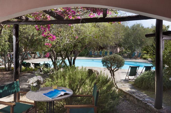 Chambre Hôtel Cala Di Falco Sardaigne