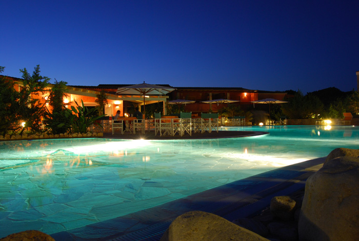 hotel resort & spa le dune sardaigne