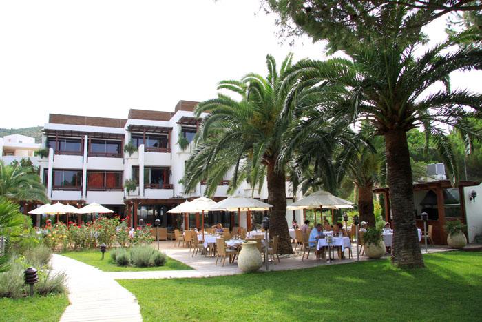 hotel La Roya saint florent