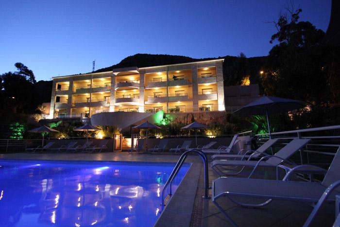 hotel costa rossa porto