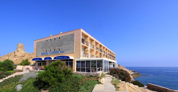hotel la pietra ile-rousse