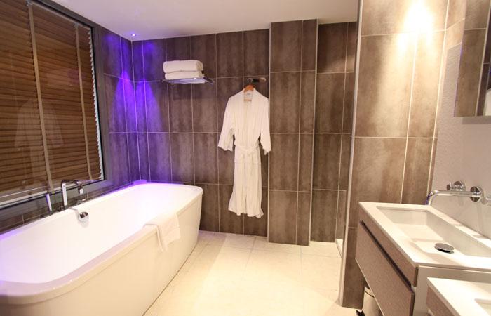 salle de bain supérieure dolce vita