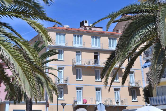 hotel imperial ajaccio