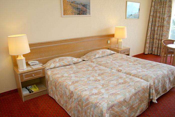 hotel la pinede