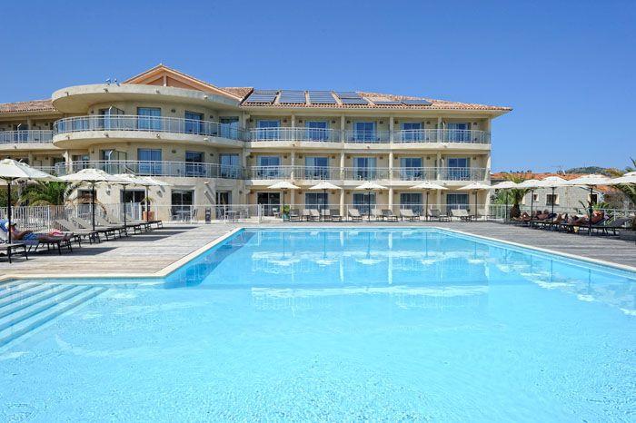 hotel costa salina porto-vecchio
