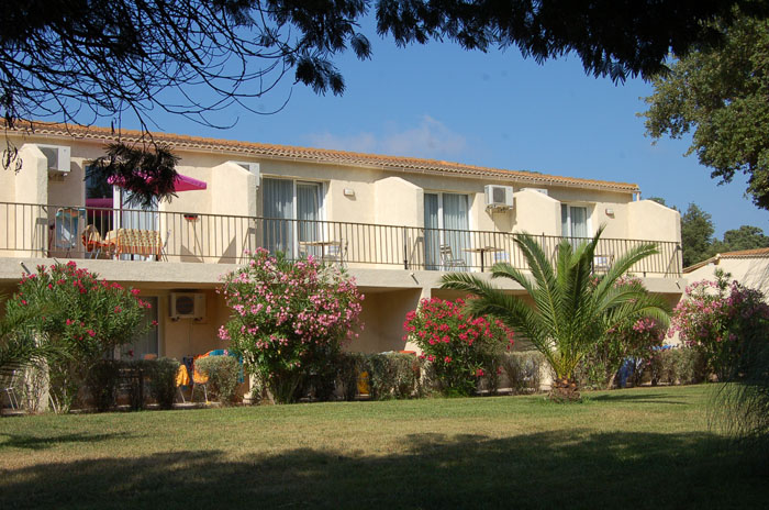 residence fiori di cala rossa porto-vecchio