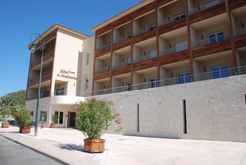 hotel a madonetta bonifacio