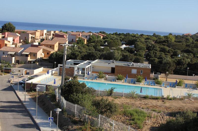 Résidence villas de Belgodere