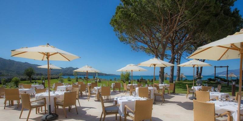 hotel luxe saint florent