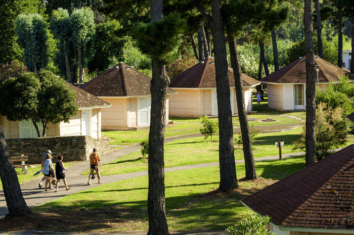 village de vacances village des isles