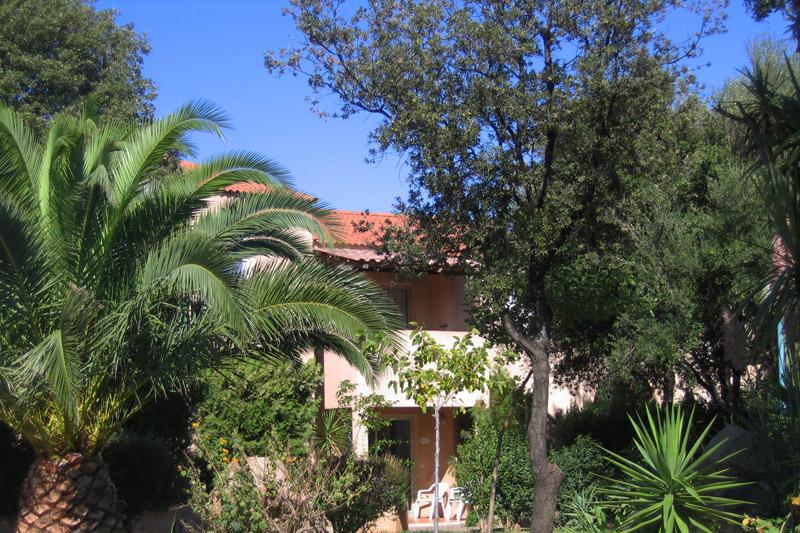 residence Benista ile rousse