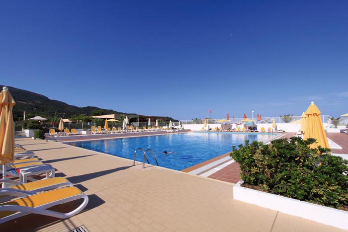 Hotel Le Grand Bleu Corse Calcatoggio