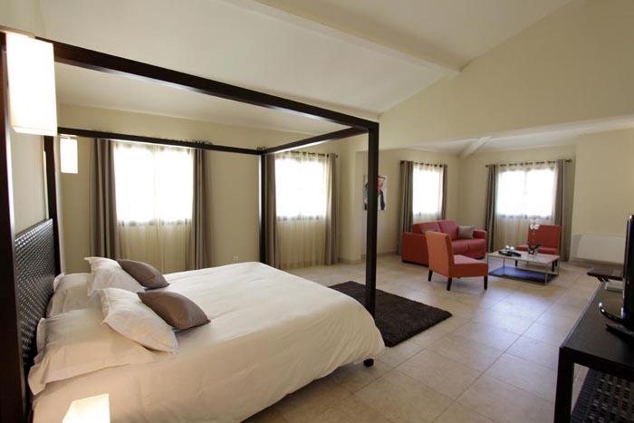 hotel perla rossa ile-rousse