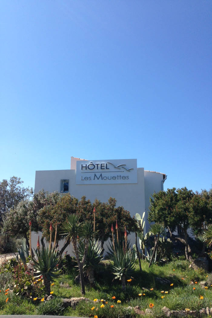 hotel les mouettes ile-rousse