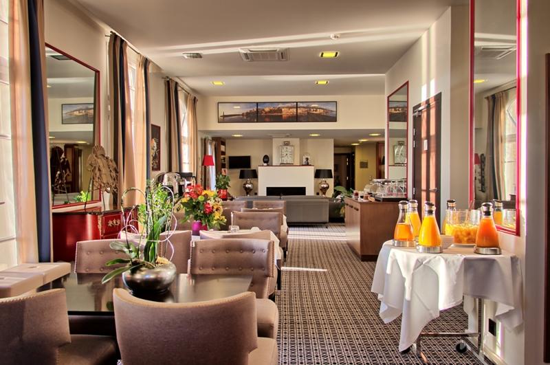 hotel des gouverneurs bastia