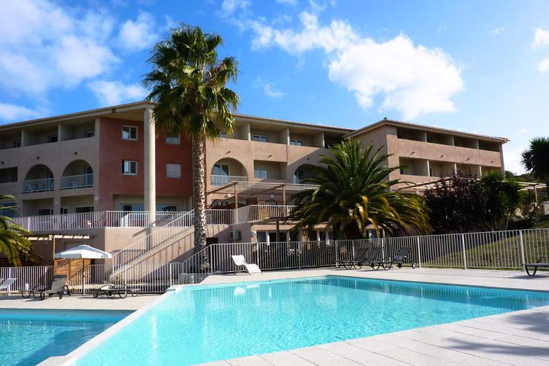 Residence Adonis Saint-Florent