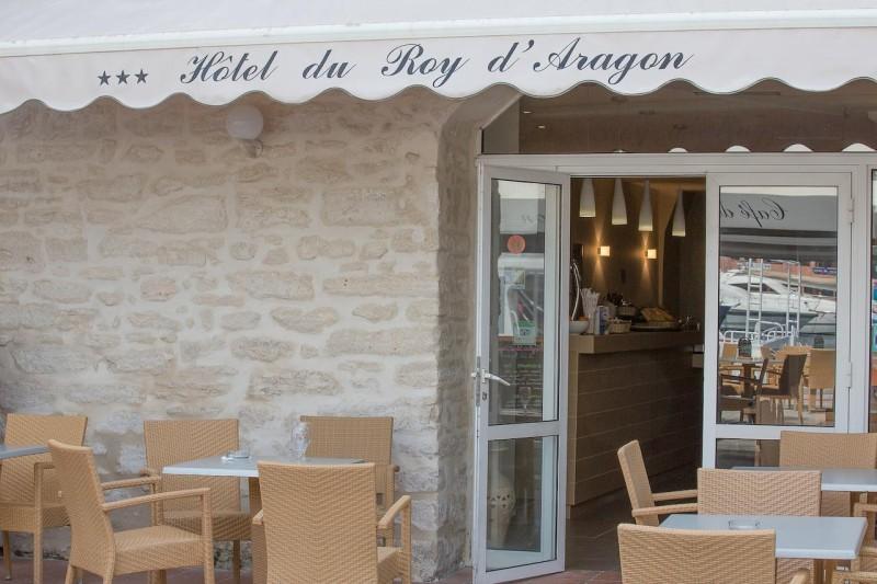 hotel best western roy d'aragon bonifacio