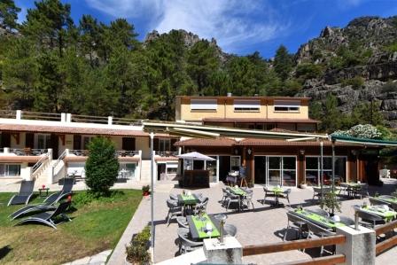 terrasse restaurant hotel arena
