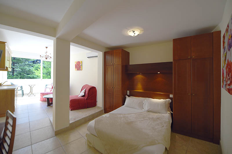 Hotel Arena Chambre