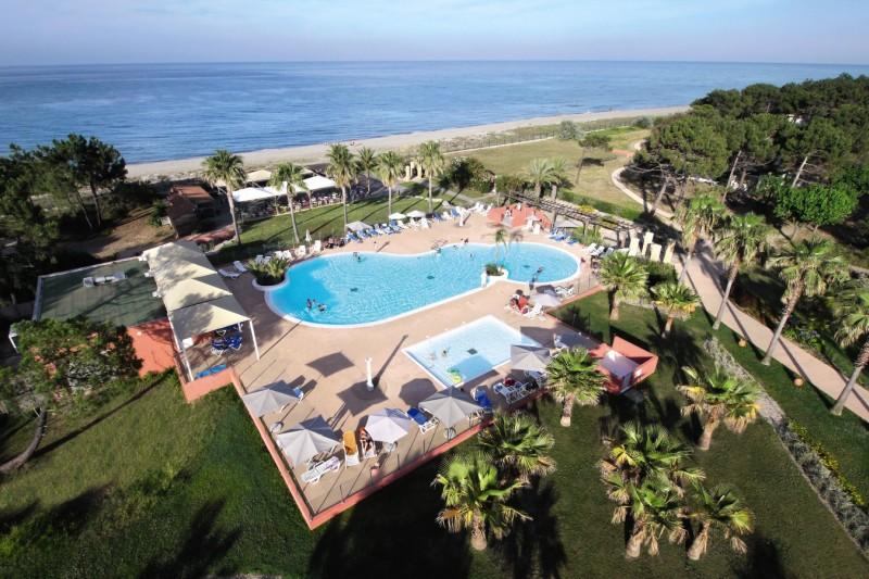 Hôtel Club Belambra Pineto Borgo