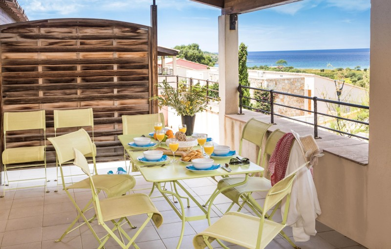 Résidence Odalys les Hameaux de Capra Scorsa