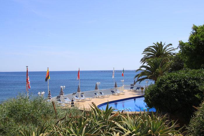 hotel ajaccio avec piscine