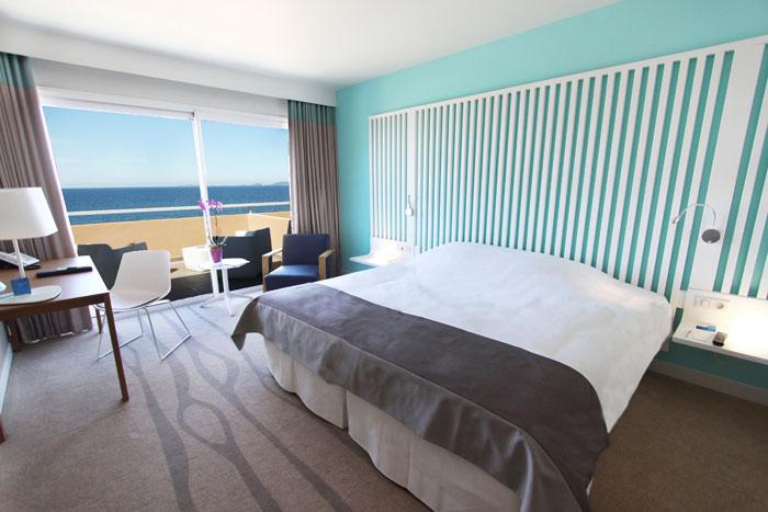 H tel radisson blu resort spa ajaccio bay la for Recherche chambre hotel