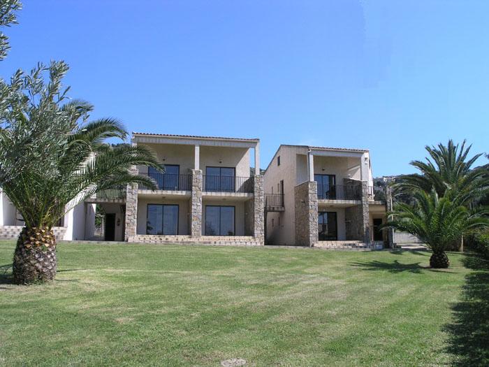 residence maina cargese
