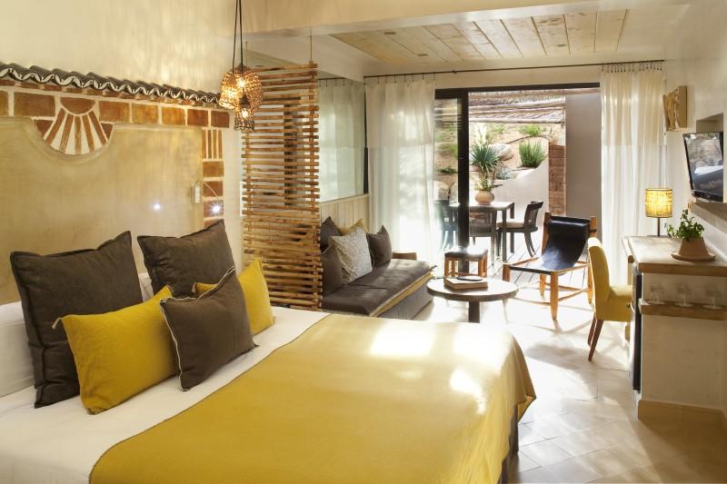 hôtel capu biancu bonifacio
