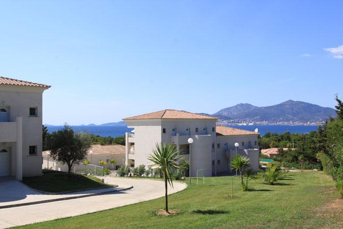residence bella vista porticcio