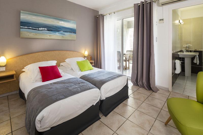 Chambre hotel la lagune