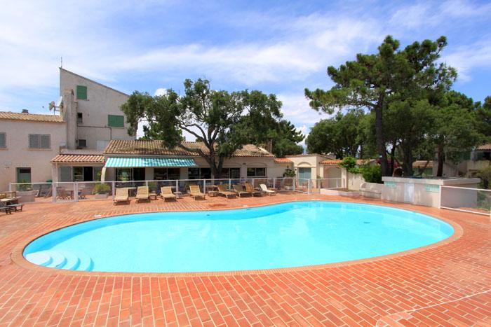 hotel piscine porto vecchio